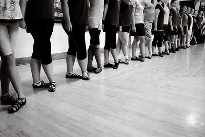 Power Academy of Irish Dance Candids 2010