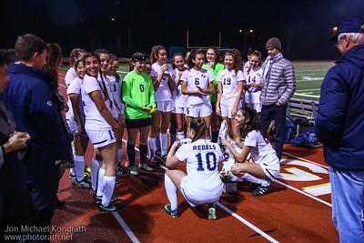 FP Girls Soccer 02/03/17