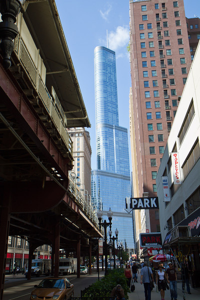 Trump Tower and the L