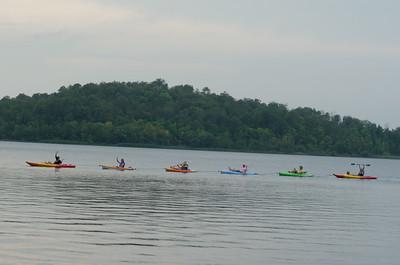 Kayak Ladies 2014