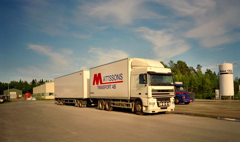DAF Trucks XF FAS
