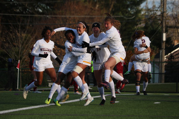 Williams Women's Soccer vs. Stevens, NCAA 2nd Round - 111118