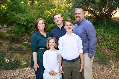 Marston-Chakan Family Mini Session