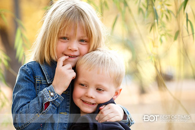 Ben and Evalyn