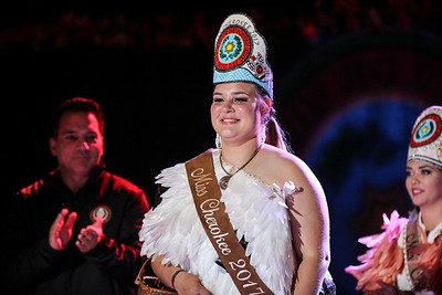 Miss Cherokee pageant 10-3-17