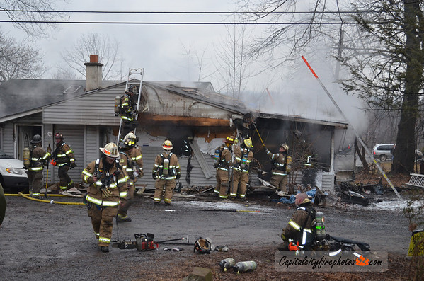 2/16/12 - Lower Swatara Township, PA - Oberlin Rd