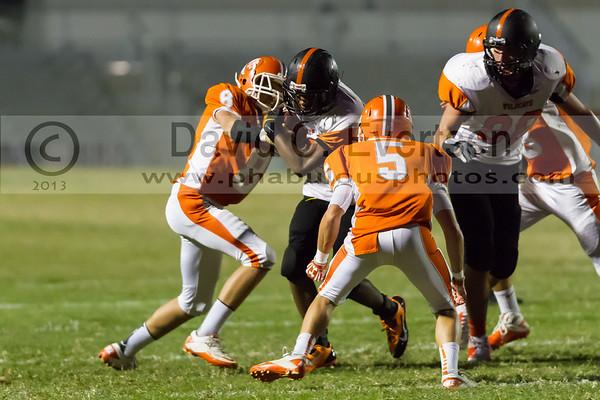 Boone Junior Varsity Football #8 - 2013