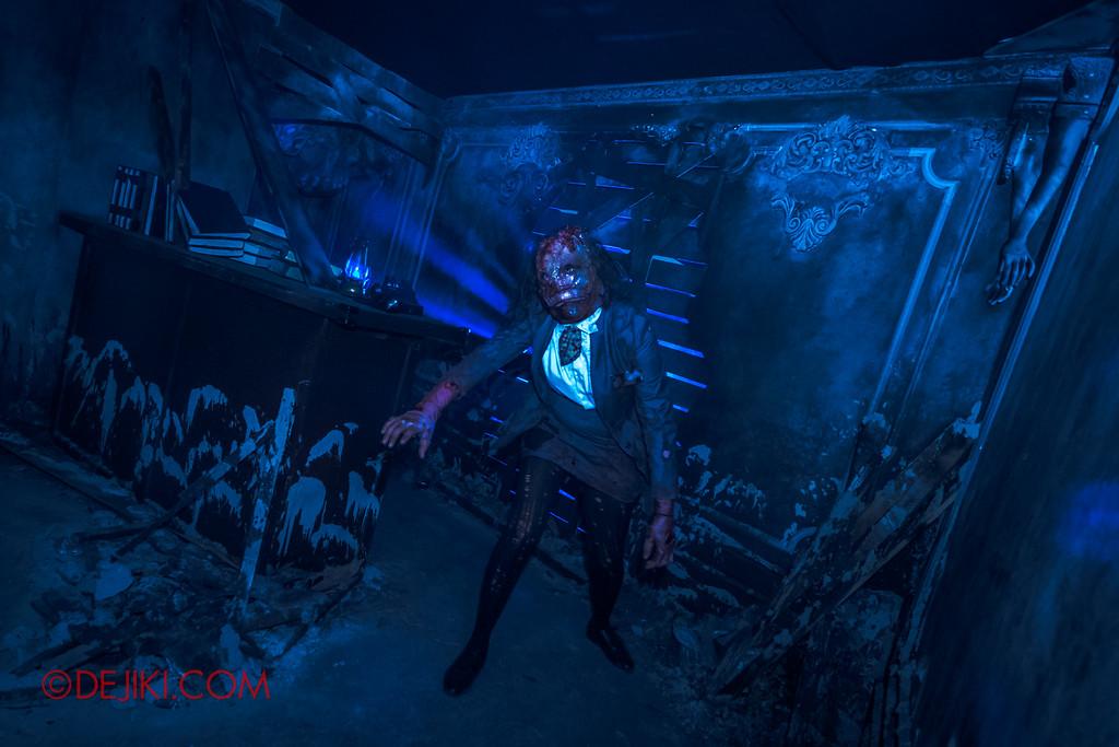 Halloween Horror Nights 6 - Bodies of Work / Shipman Gallery Reception