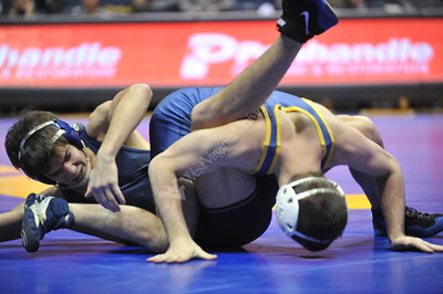 28086 WVU Wrestling Clarion January 2012