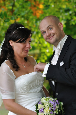 Bryllup - Britt & Rudi