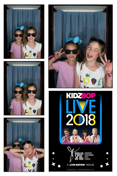 Live Nation VIP Access at SPAC - KidzBop