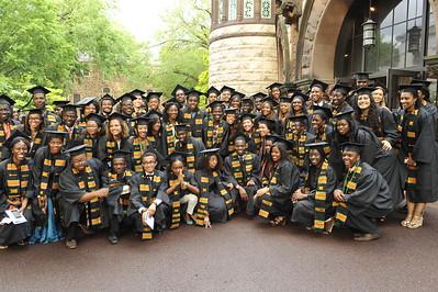 Pan-African Graduation
