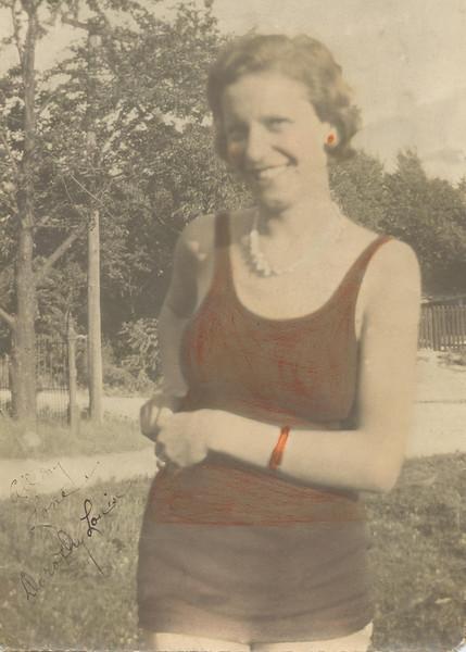 Dorothy Alice Shaver Bird