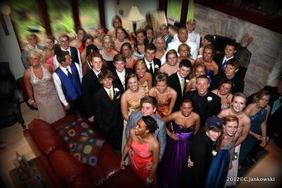 2012 Stillawter High School Prom