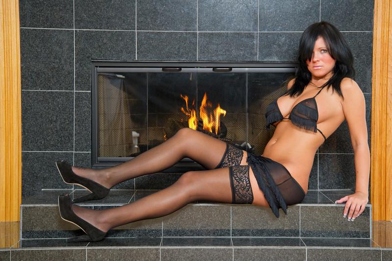Olesya Vanacore Glamour Pictures