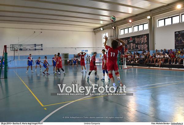 Umbria - Campania [M] #TDRvolley2016
