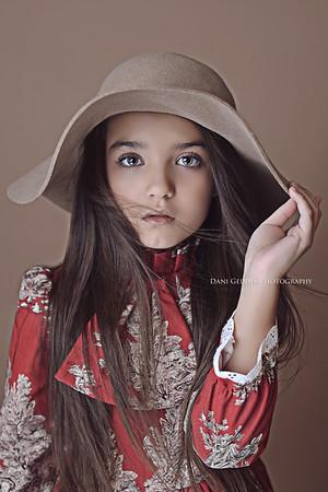 Simplicity - Red Dress - Dani Geddes