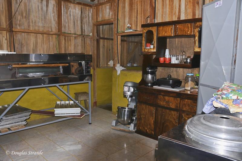 Cano Negro: bakery equipment