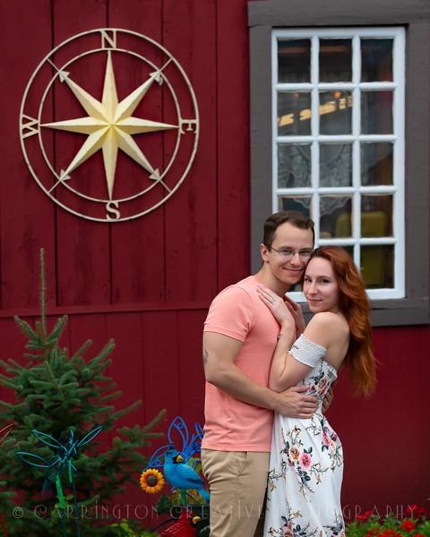 Jonathan and Kayla's Engagement