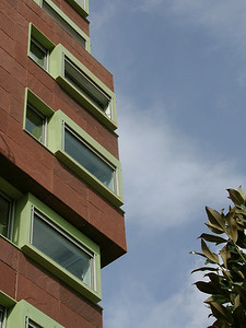 abandoibarra housing (2000)