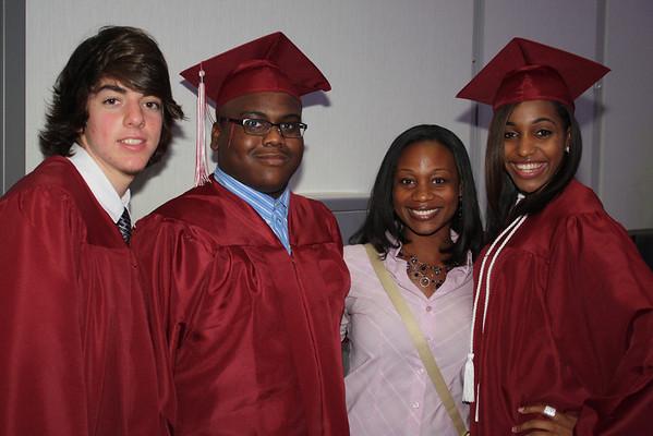 2013 Timberview High School Graduation