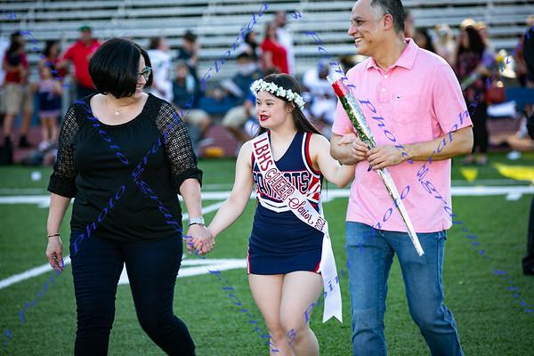 Cheer - Senior Night - Sept 25, 2020