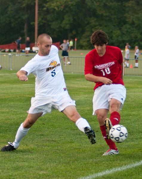 2009 WU vs Webster