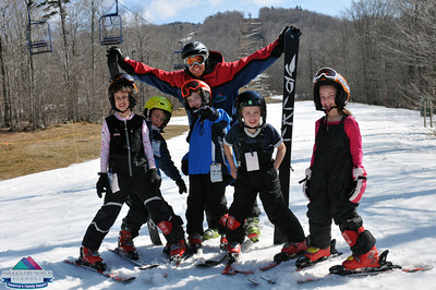 March 19th/20th/22nd -Group Photos- Ski School