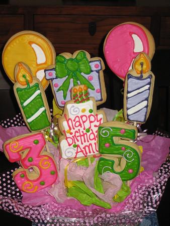 Amy's Birthday Weekend