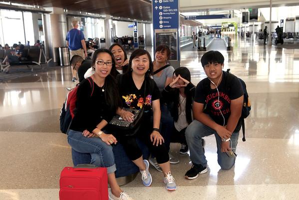 Hong Kong Mission Trip July 2016 - Part 1