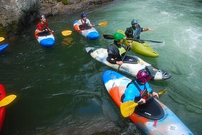 Costa Rica Kayaking 2015
