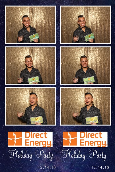 Direct Energy Holiday Party (12/14/18)