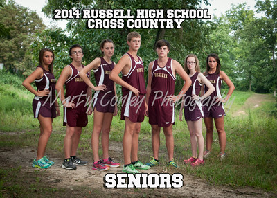 2014 Russell Cross Country Seniors
