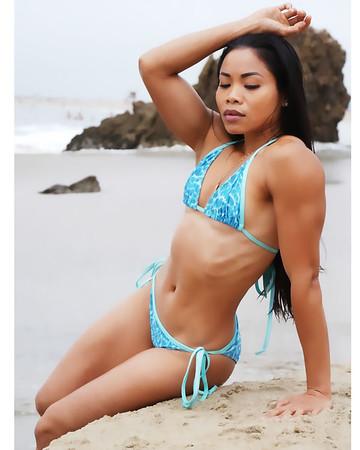 Swimming pool bikini
