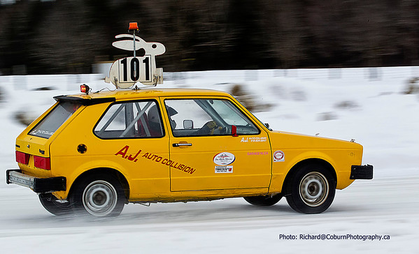 2013 Ice Racing BARC