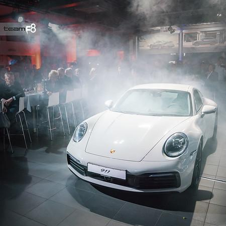 Präsentation Porsche 911 (992)