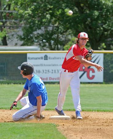 St. Francis at Hinsdale Central summer baseball