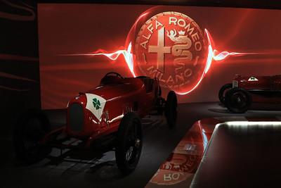 Alfa Romeo Museum - Arese (Milan), Italy