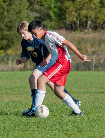 SBS Boys Soccer 2011