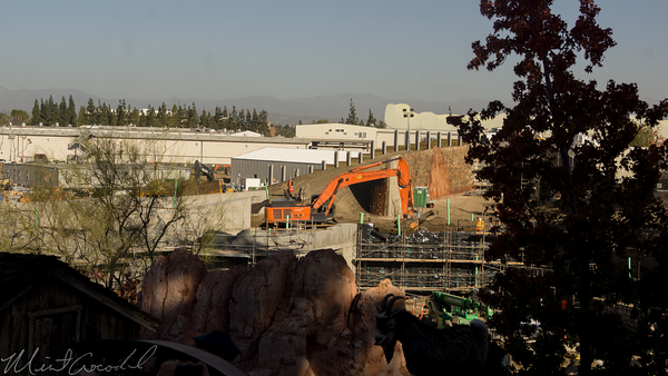 Disneyland Resort, Disneyland, Frontierland, Big Thunder Mountain Railroad, Big Thunder, Big, Thunder, Star Wars Land, Star Wars