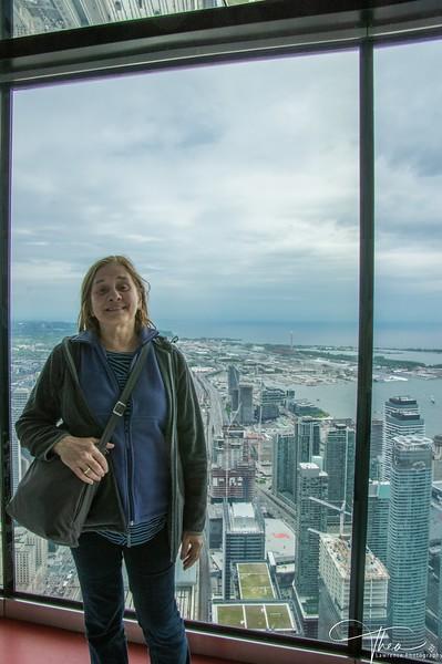 Nancy - CN Tower