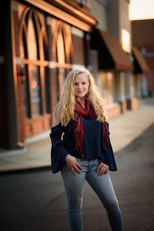 Kathleen's Senior Portraits