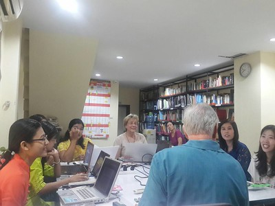 Myanmar Teachers Study Visit