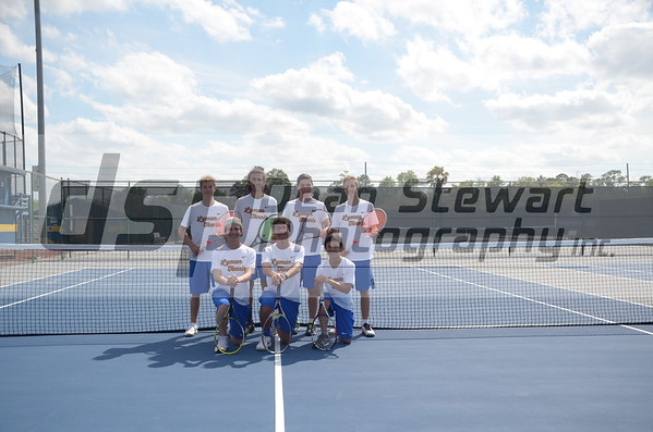 Boys Tennis Team Photo 3/4/20