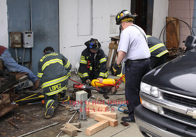 Winthrop, MA  - Industrial Accident, 554 Pleasant Street, 5-16-11
