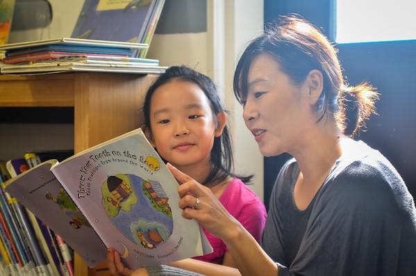 September 12, 2014 Community Reading (Grade 2)