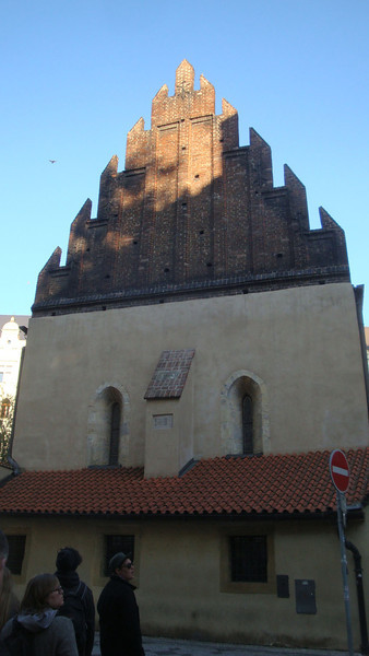 Built in the 13th century, this remains the oldest functioning synagogue in Europe.