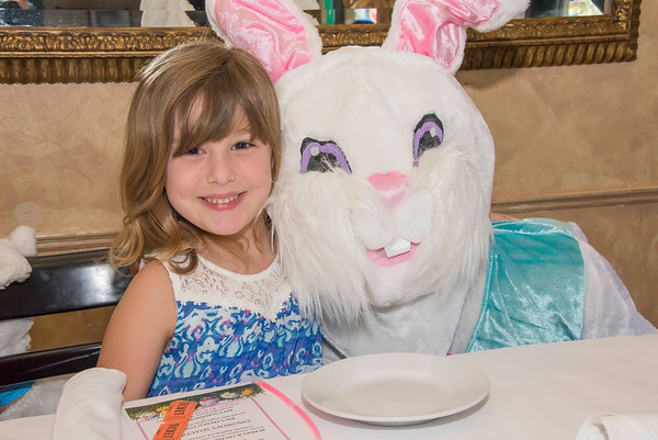 All Breakfast w/ Easter Bunny @ Brio Tuscan Grille 4-17