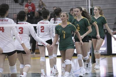 HS Sports - District Semis at Flat Rock