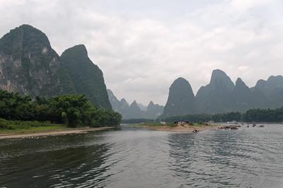 Guilin Tag 2 (Li River Cruise)